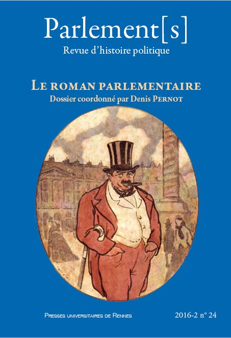 n°24 Roman parlementaire